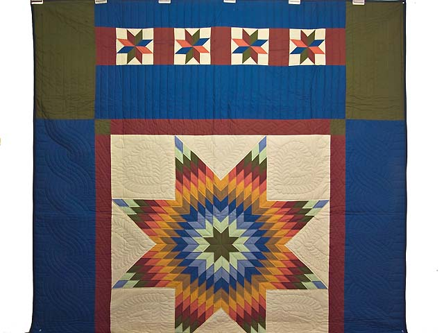 Southwest Colors Lone Star Quilt Photo 2