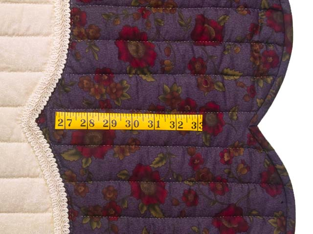Plum Rose and Willow Poppy Fields Quilt Photo 7