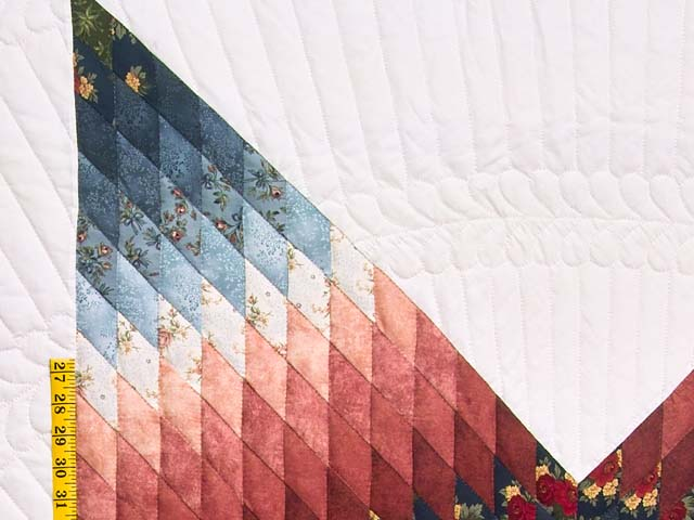 King Multicolor Lone Star Quilt Photo 5