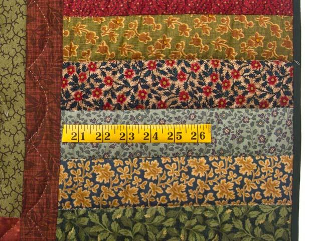 Earth Tones Autumn Splendor Quilt Photo 7