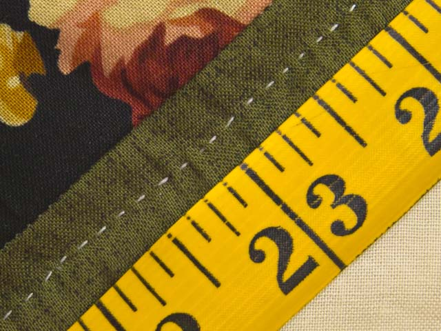 Burgundy Moss and Golden Tan Lone Star Trip Quilt Photo 8