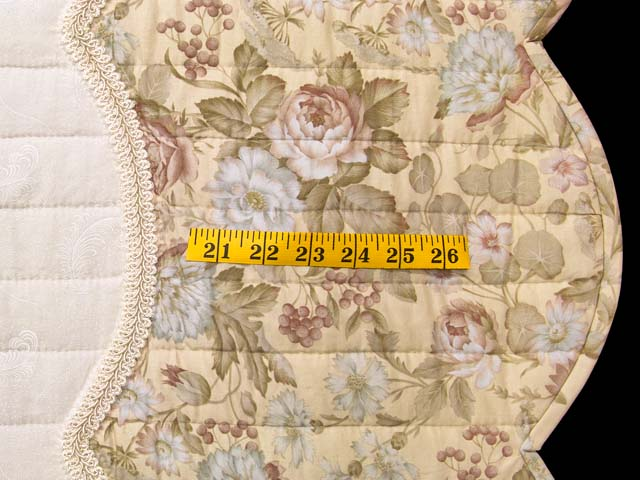 Dusty Rose Lancaster Treasures Quilt Photo 7
