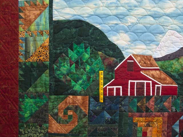 Barn Sampler Quilt Photo 4