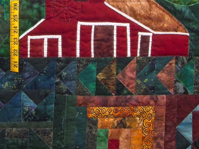 Barn Sampler Quilt Photo 6