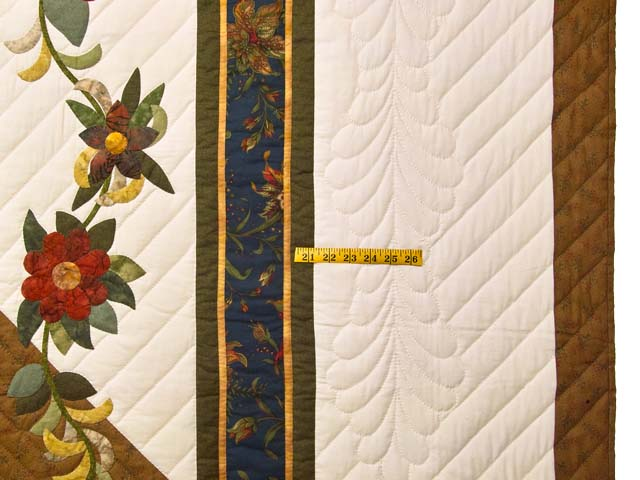 King Rose of Sharon Quilt Photo 7
