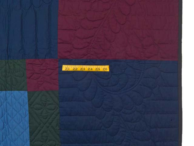 Amish Sunshine Diamond Quilt Photo 6