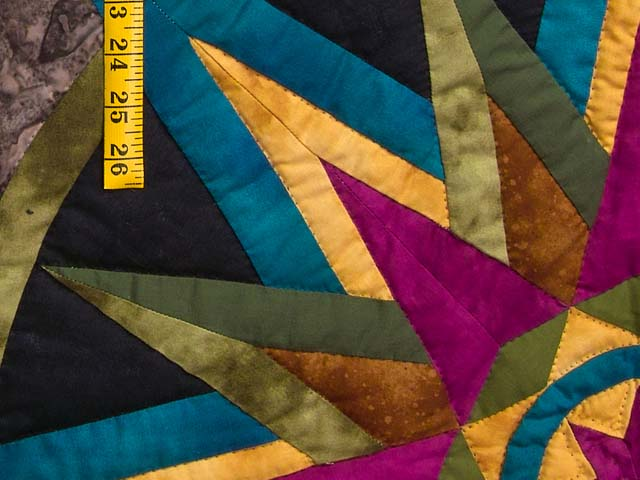 Katie Compass Star Quilt Photo 5