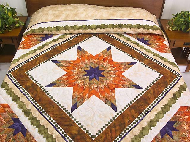 King April Sunrise Quilt Photo 1