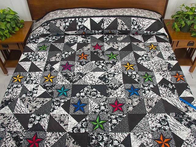 King Sarah Mae Quilt Photo 1