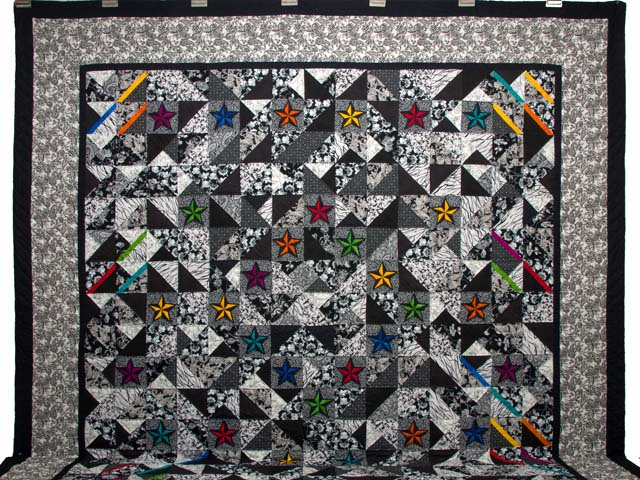 King Sarah Mae Quilt Photo 2