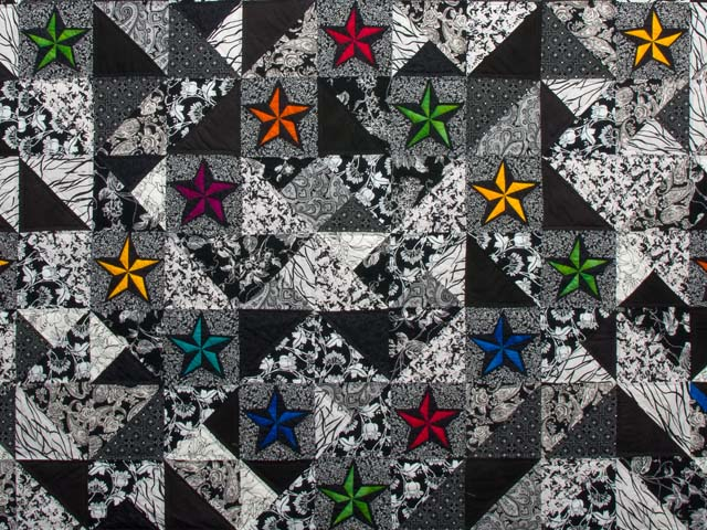 King Sarah Mae Quilt Photo 3