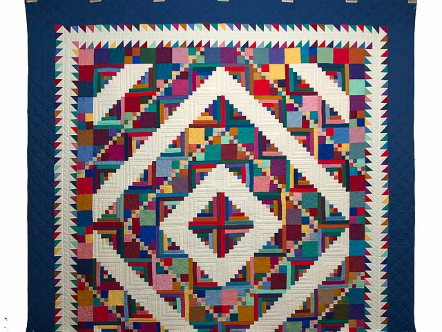 Midwest Amish Home Sweet Home Quilt Photo 2