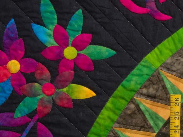 Katie Compass Star Quilt Photo 6