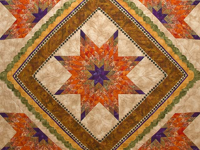 King April Sunrise Quilt Photo 3