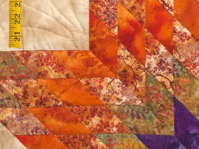 King April Sunrise Quilt Photo 5