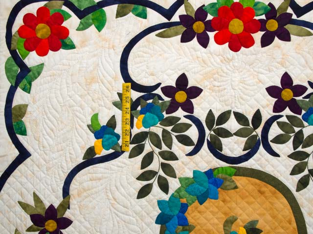 Rose of Sharon Quilt Photo 4