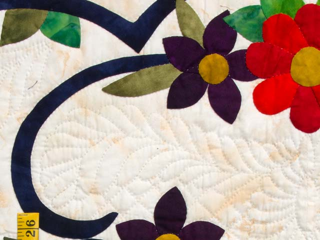 Rose of Sharon Quilt Photo 6