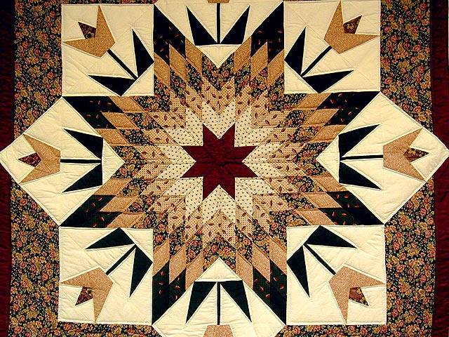 Spring Star Quilt Photo 3