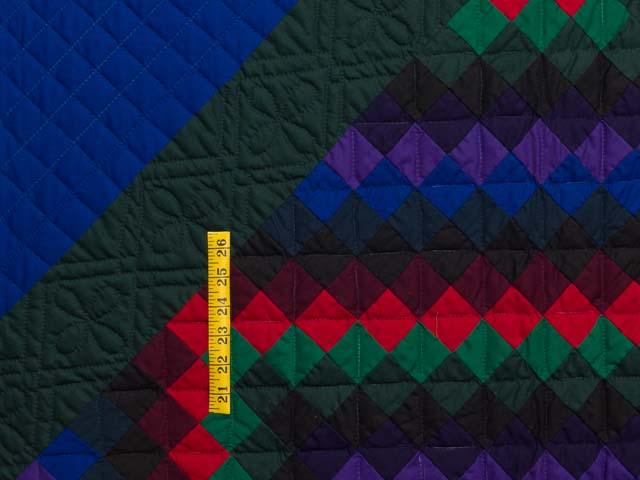 Amish Sunshine Diamond Quilt Photo 5
