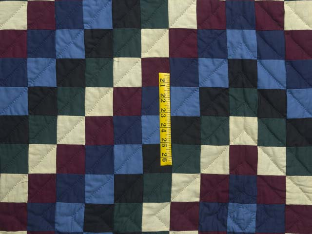 Amish Sunshine and Shadow Quilt Photo 4