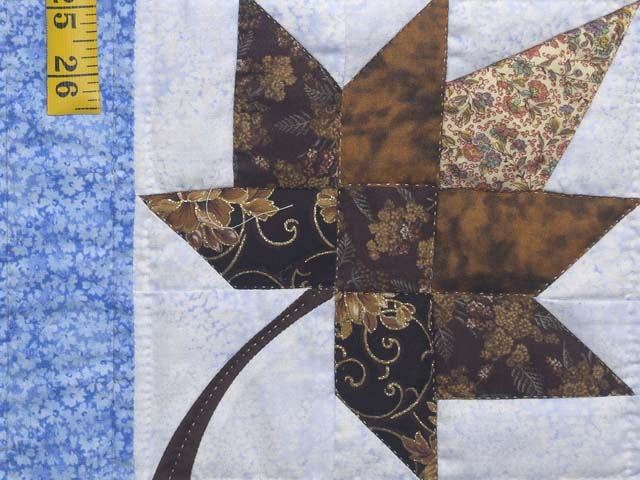 Bright  Autumn Splendor Quilt Photo 6