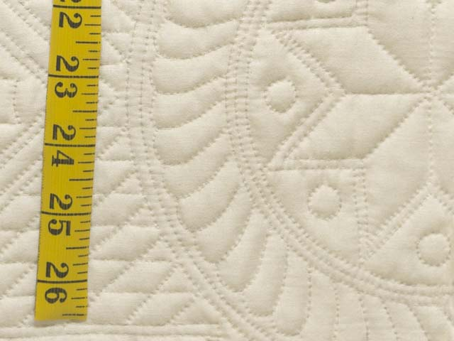 King All-Quilted Heirloom Quilt Photo 5