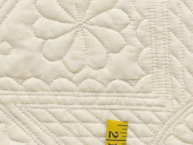 King All-Quilted Heirloom Quilt Photo 6