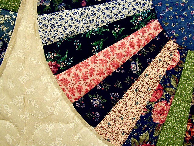 Grandmothers Fan Quilt Photo 5