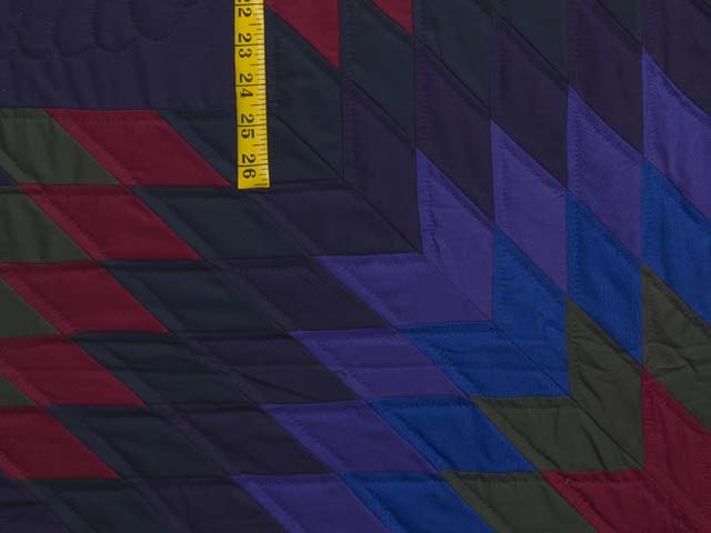 Amish Lone Star Quilt Photo 6