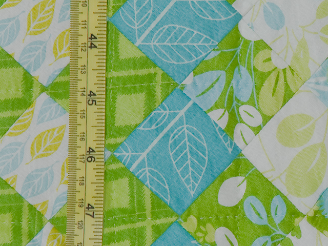 Walk in the Park Queen Size Refreshing Kiwi and Teal Photo 8