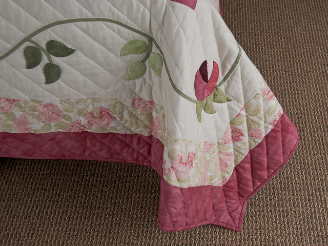 I Promised You a Rose Garden Quilt Photo 7