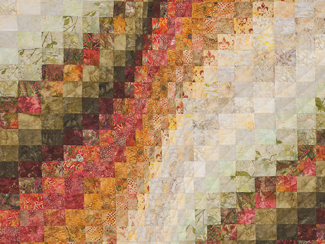 King Bargello Wave in Golds, Browns and Paprikas Photo 4