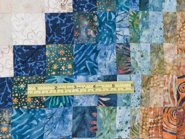 Bargello Wave Quilt King Size Photo 8