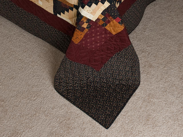 Cozy Cabin - Queen Size