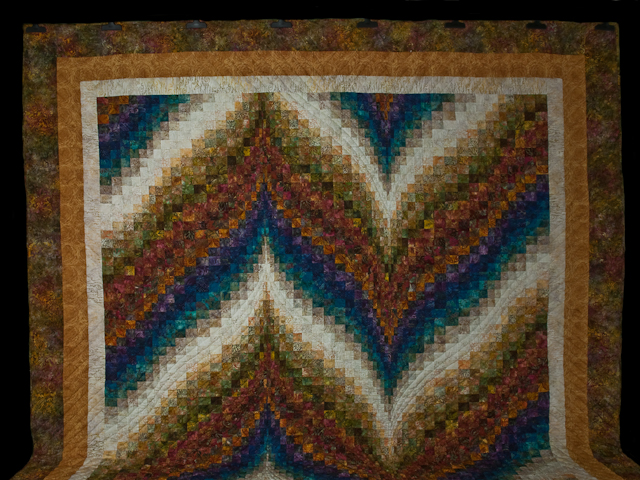 Bargello Flame - King size Photo 2
