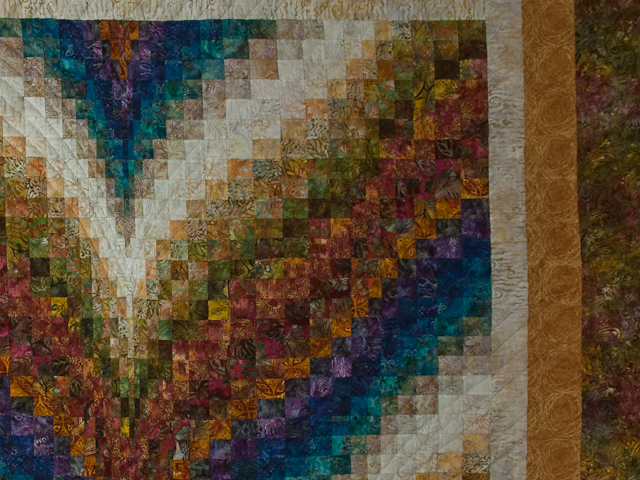 Bargello Flame - King size Photo 4