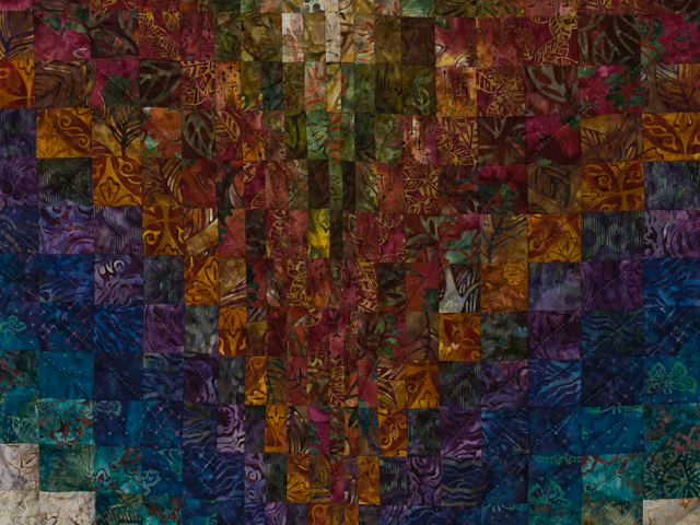 Bargello Flame - King size Photo 5