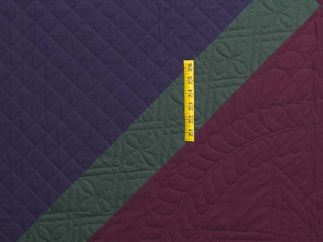 Amish Center Diamond Quilt Photo 4