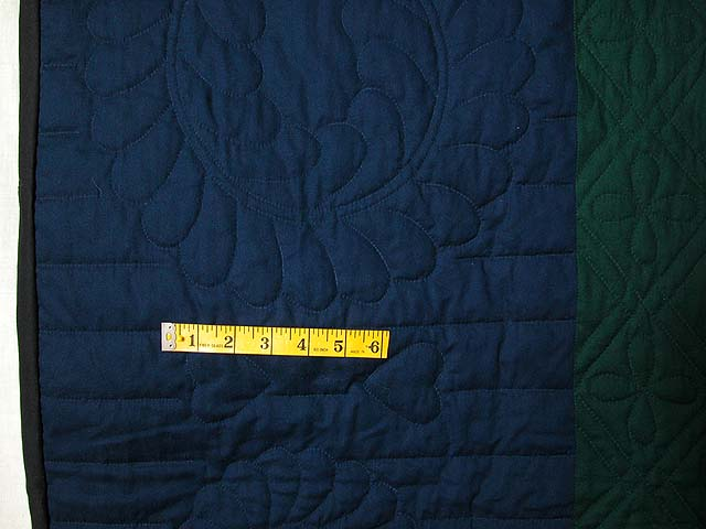 Amish Sunshine and Shadow Quilt Photo 7