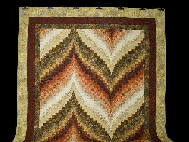 Bargello Flame - Queen/Double size Photo 2