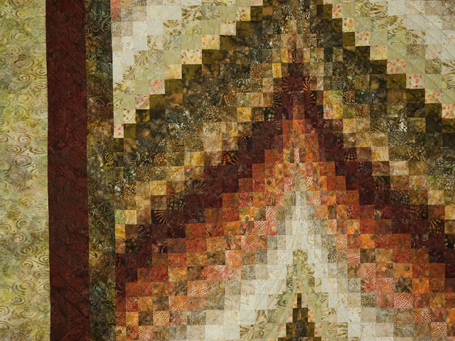 Bargello Flame - Queen/Double size Photo 4