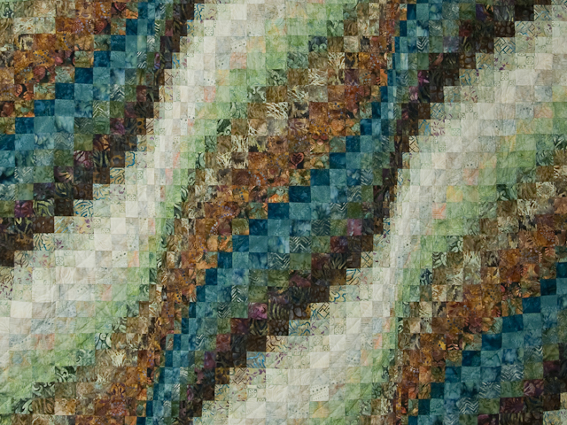 Bargello Wave - Queen size Photo 3