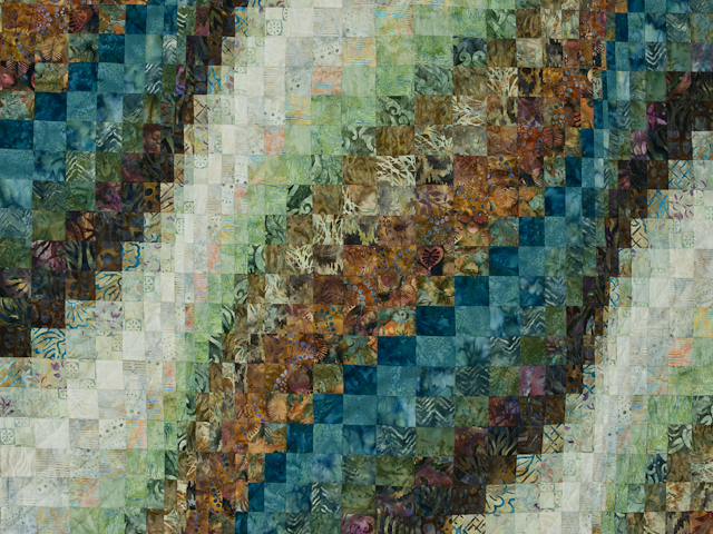 Bargello Wave - Queen size Photo 4