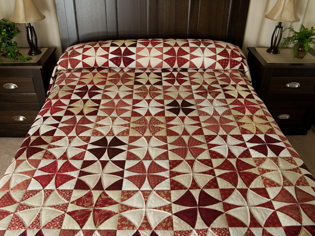 Winding Ways in Reds