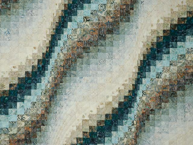 Bargello Wave - Queen size Photo 3