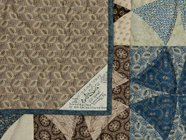 Winding Ways - King Size