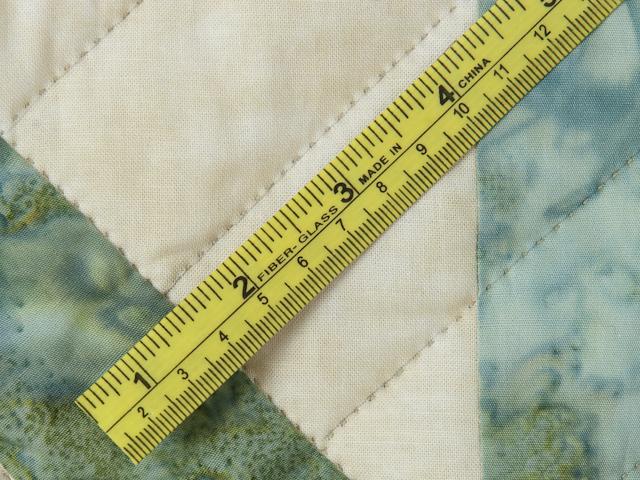 Star Spin in Batiks  King Bed Size Photo 8