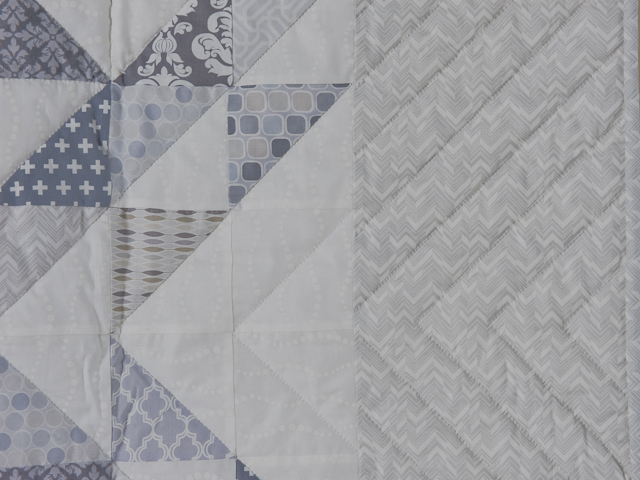Pinwheel Twist with Pillow Shams Queen Size quilt and pillow shams Photo 5