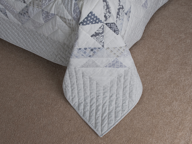 Pinwheel Twist with Pillow Shams Queen Size quilt and pillow shams Photo 7