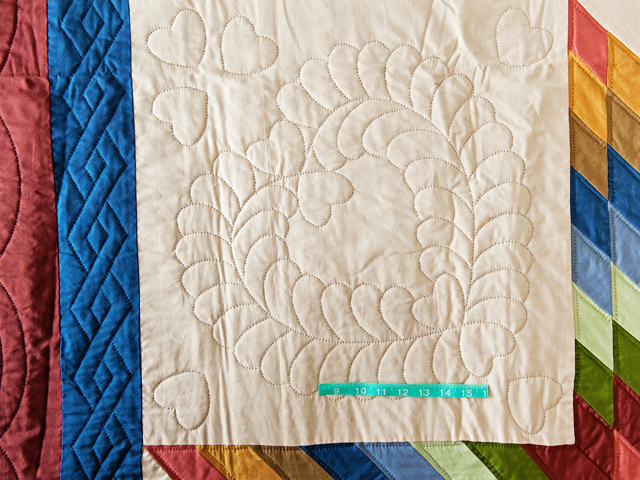 King Southwest Colors Lone Star Quilt Photo 5